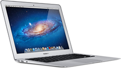 The new MacBook Air is boosting Apple's Mac sales for the quarter.