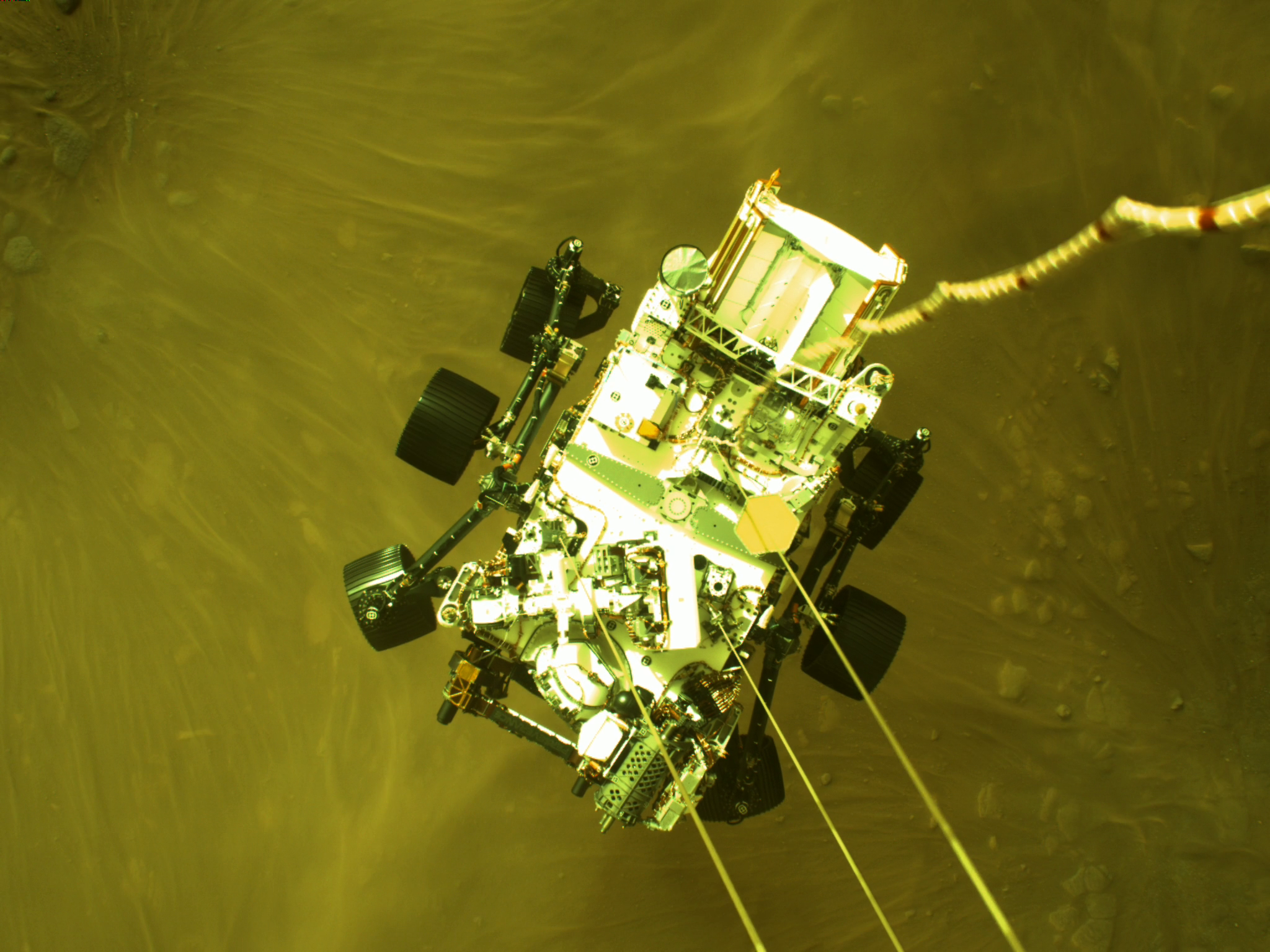 <p>The Mars 2020 rover is set to make its way to the Red Planet in 2020.&nbsp;</p>