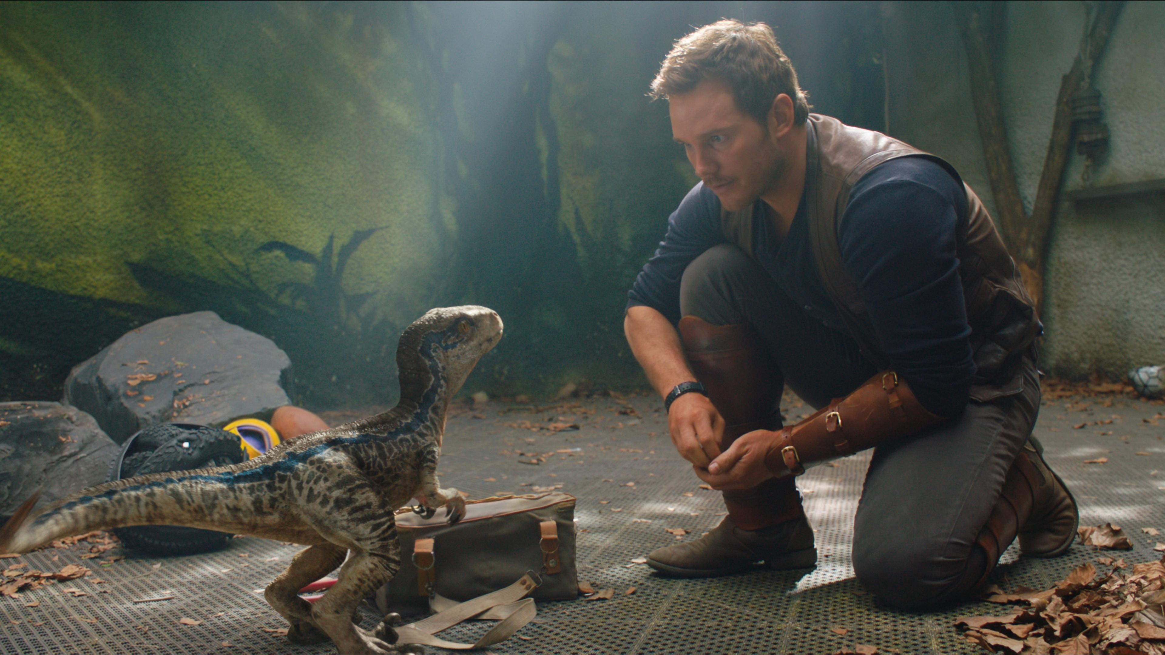 25 (tie). Jurassic World: Fallen Kingdom