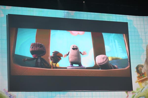 LBP 3 shows off new characters