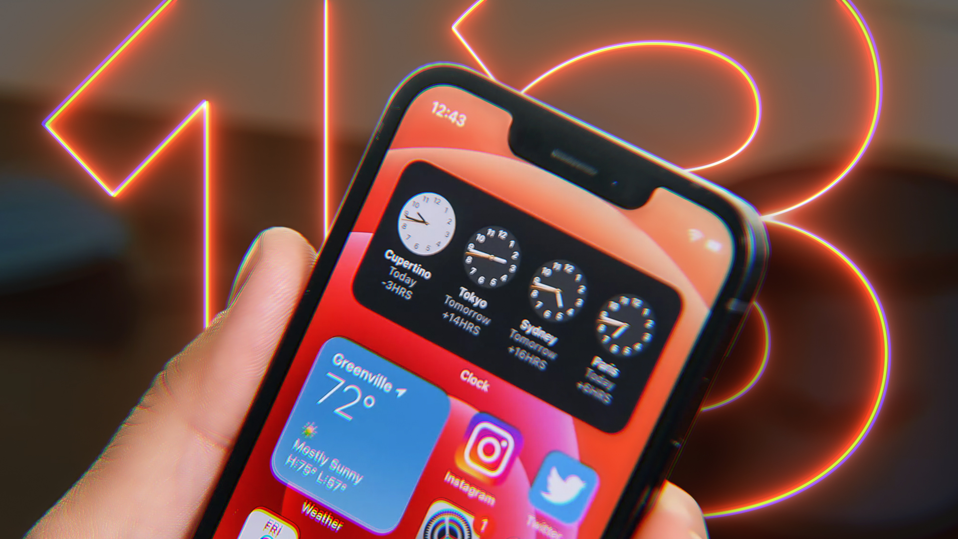 iphone13 rumorsaug2021 00000 | iPhone 13: The most exciting rumors about release date, price, specs and more | The Paradise