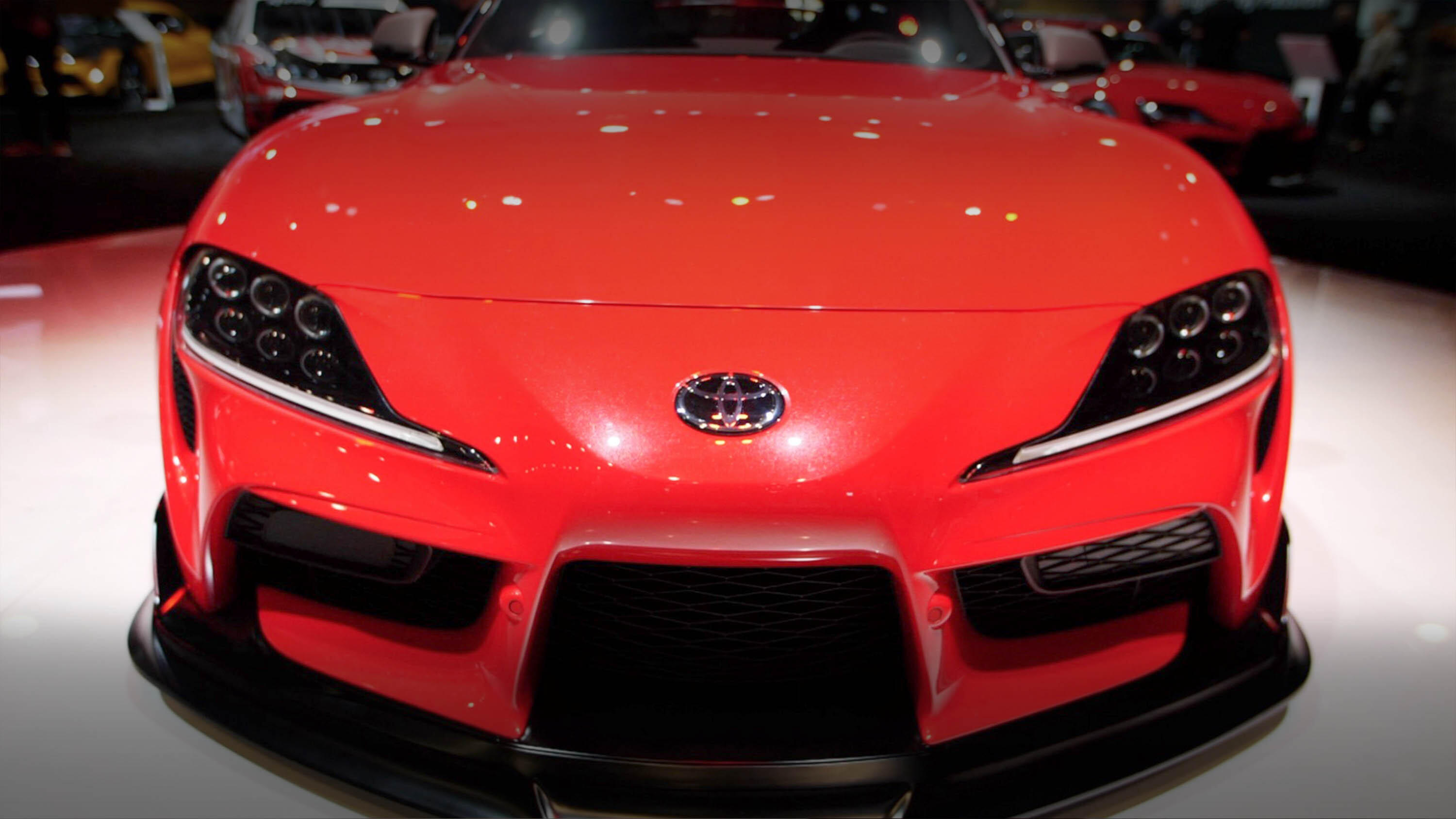 Video: Check out these Toyota Supra build-off concepts at SEMA