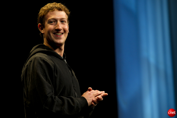 Facebook CEO Mark Zuckerberg gets a boost from a recent investment in the social-networking giant.