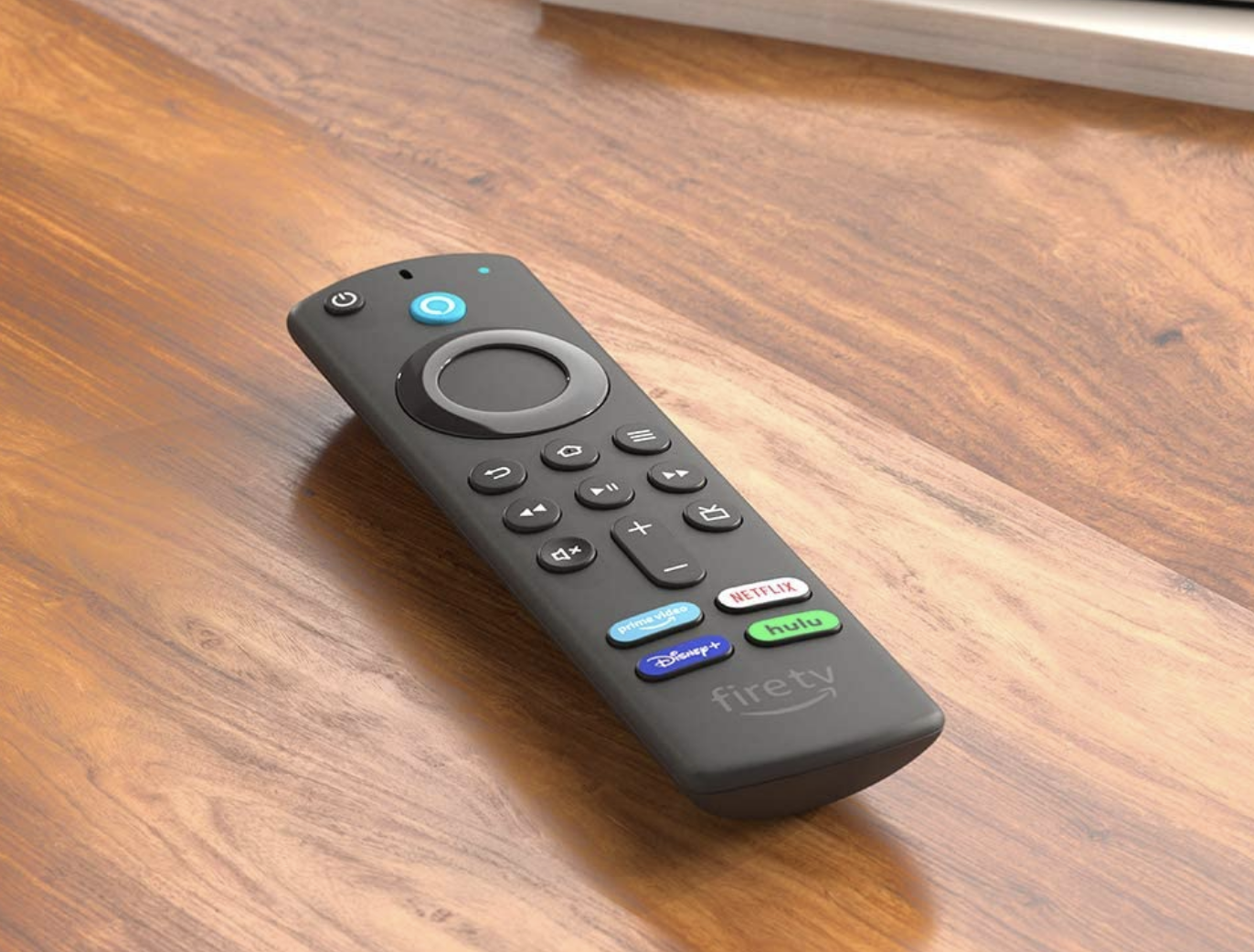 Amazon's updated Fire TV Voice Remote