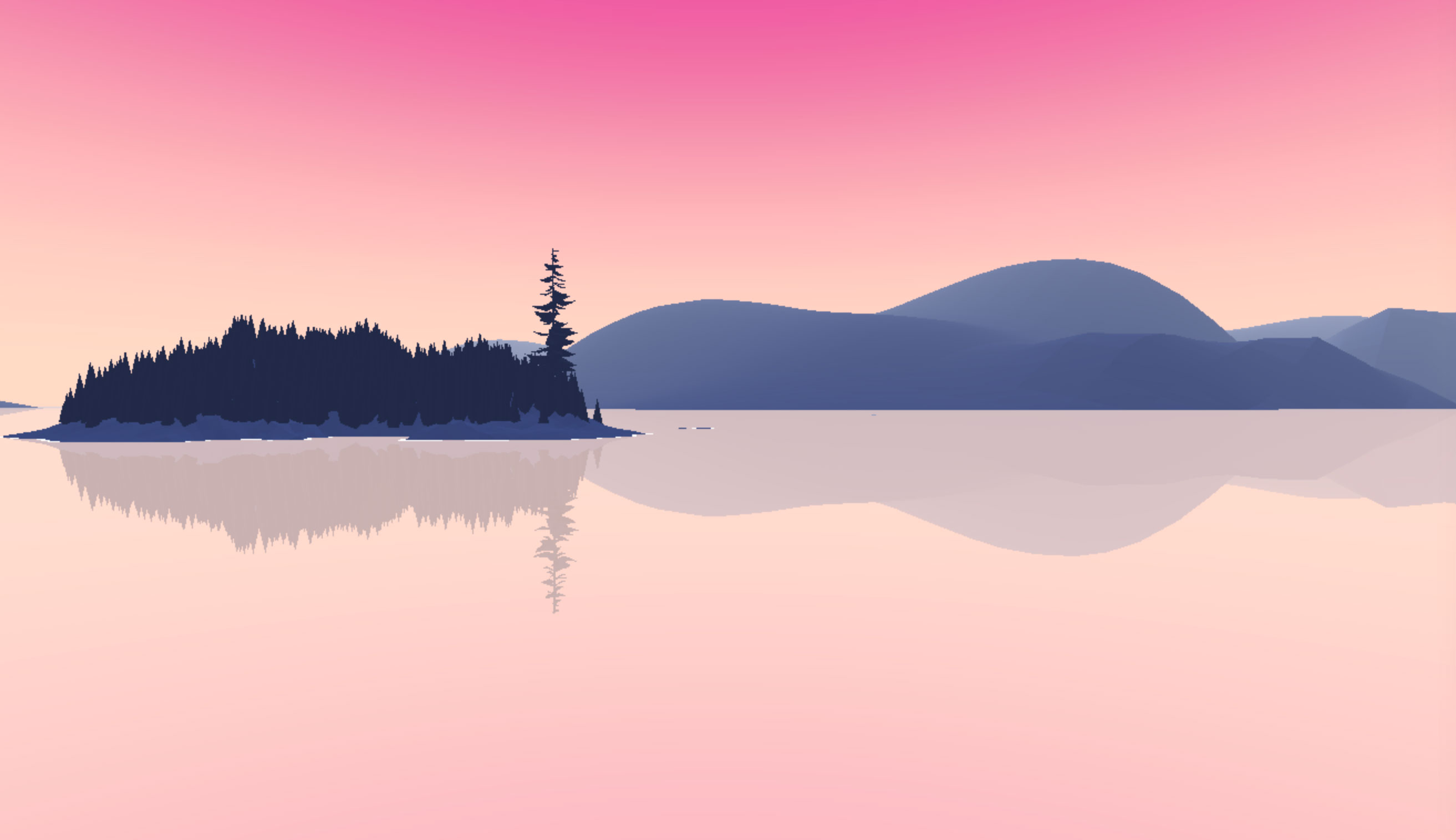 WebVR brings 3D immersive worlds, like this fly-through of Sechelt, British Columbia, to the browser.