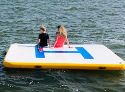 Vevor 6-foot Inflatable Dock Platform for $189.99 + free shipping w/code DN04