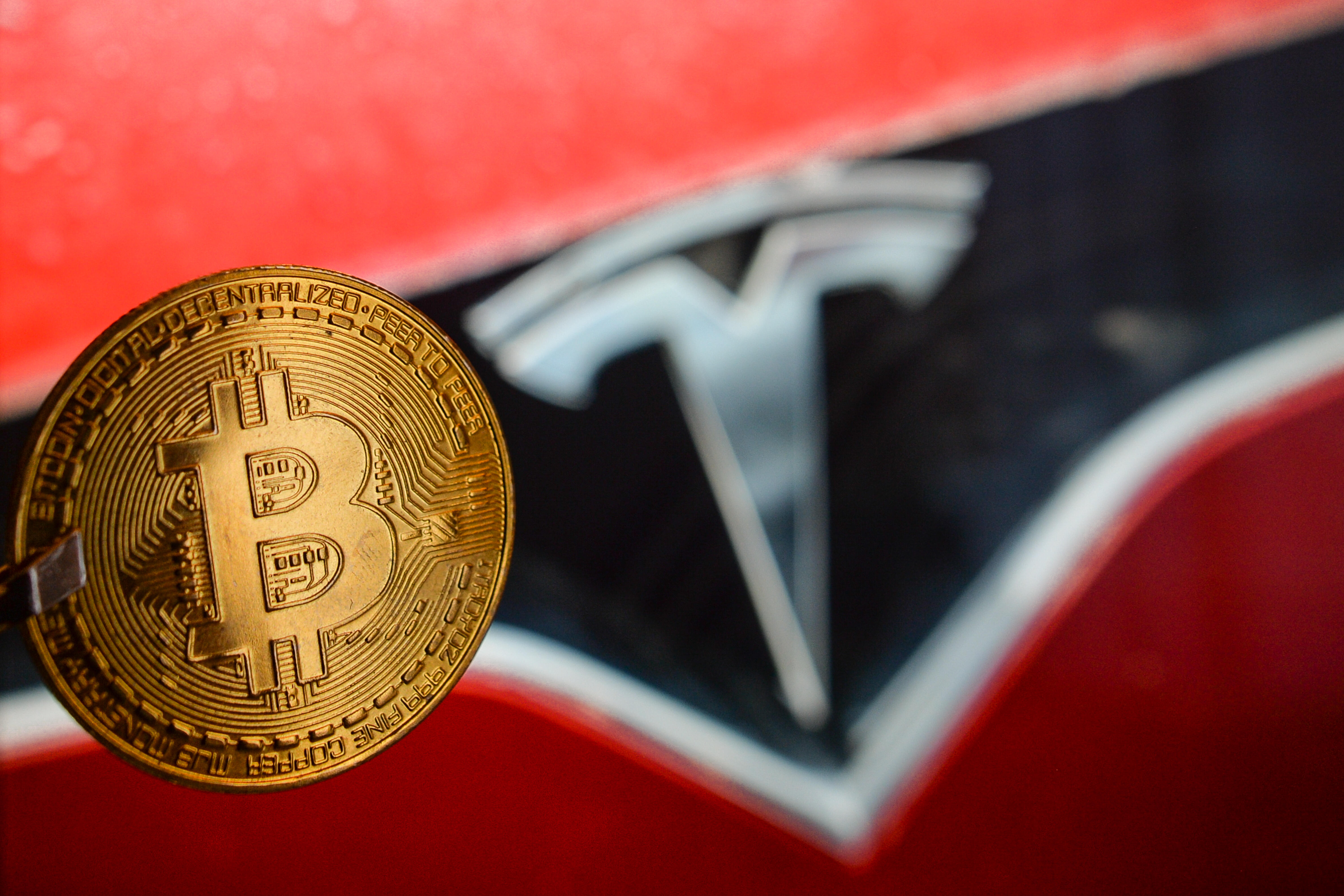 Musk says Tesla will accept Bitcoin when clean energy is used in mining     - Roadshow