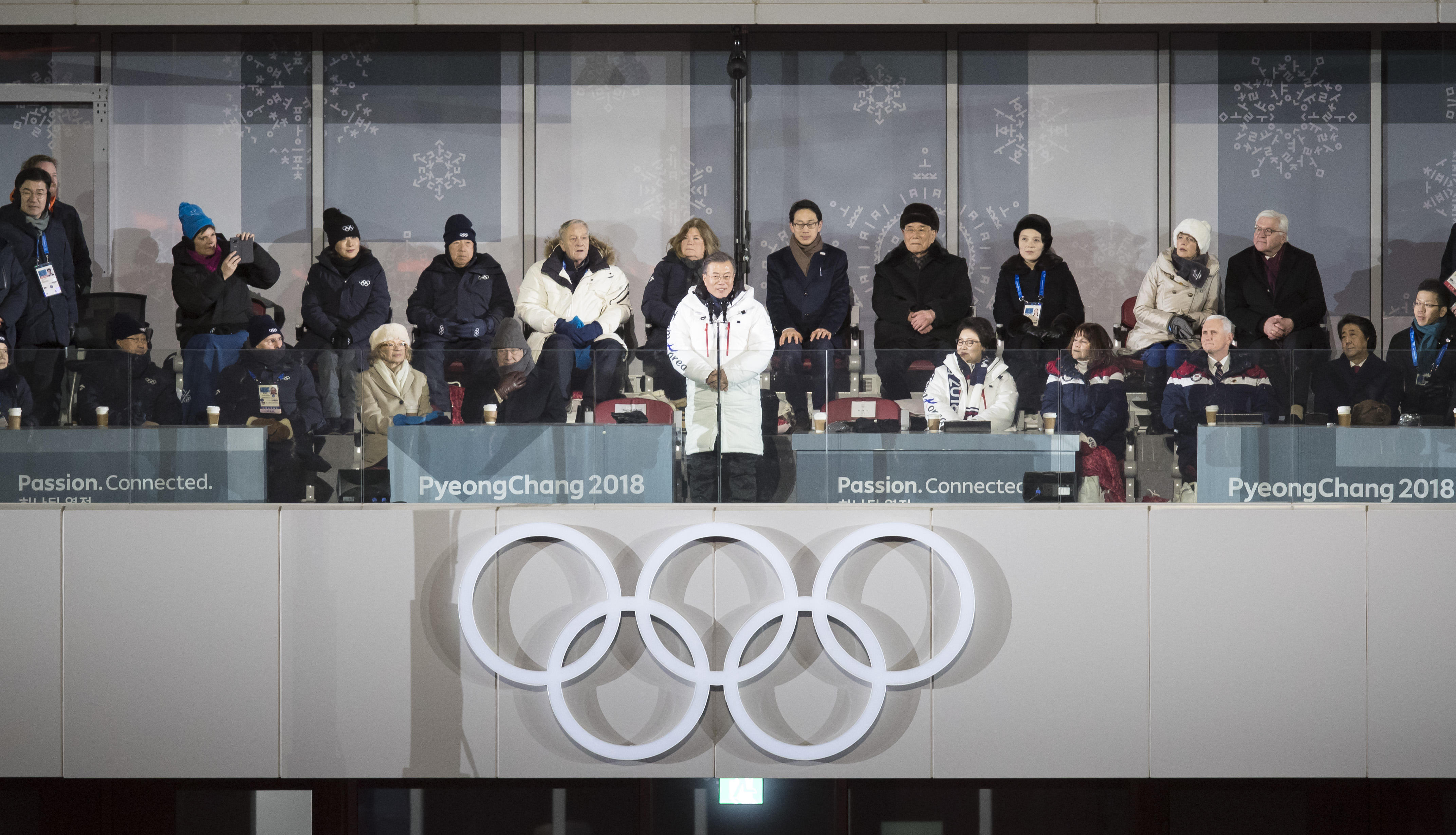2018 Winter Olympic Games Opening Ceremony PyeongChang Feb 9th