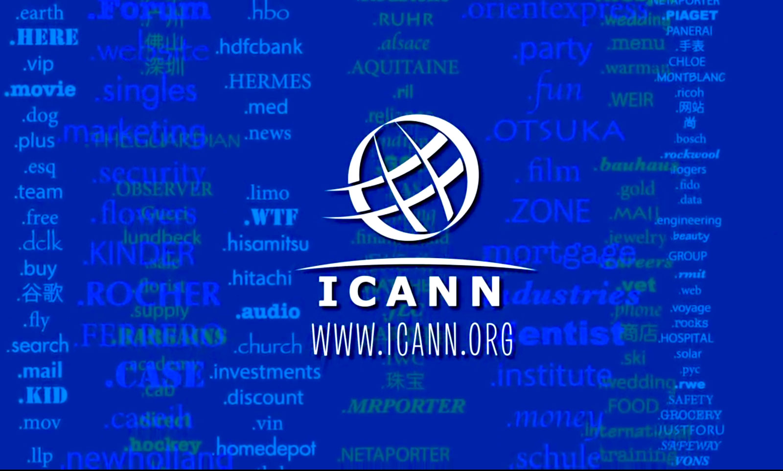 ICANN, which oversees many fundamental Internet issues, is letting organizations add hundreds of top-level domains like .nyc, .dad, .network and .navy to the Net.