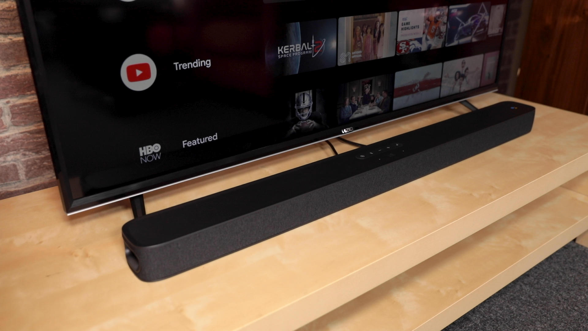 Video: JBL's Android TV sound bar sounds good, still needs work