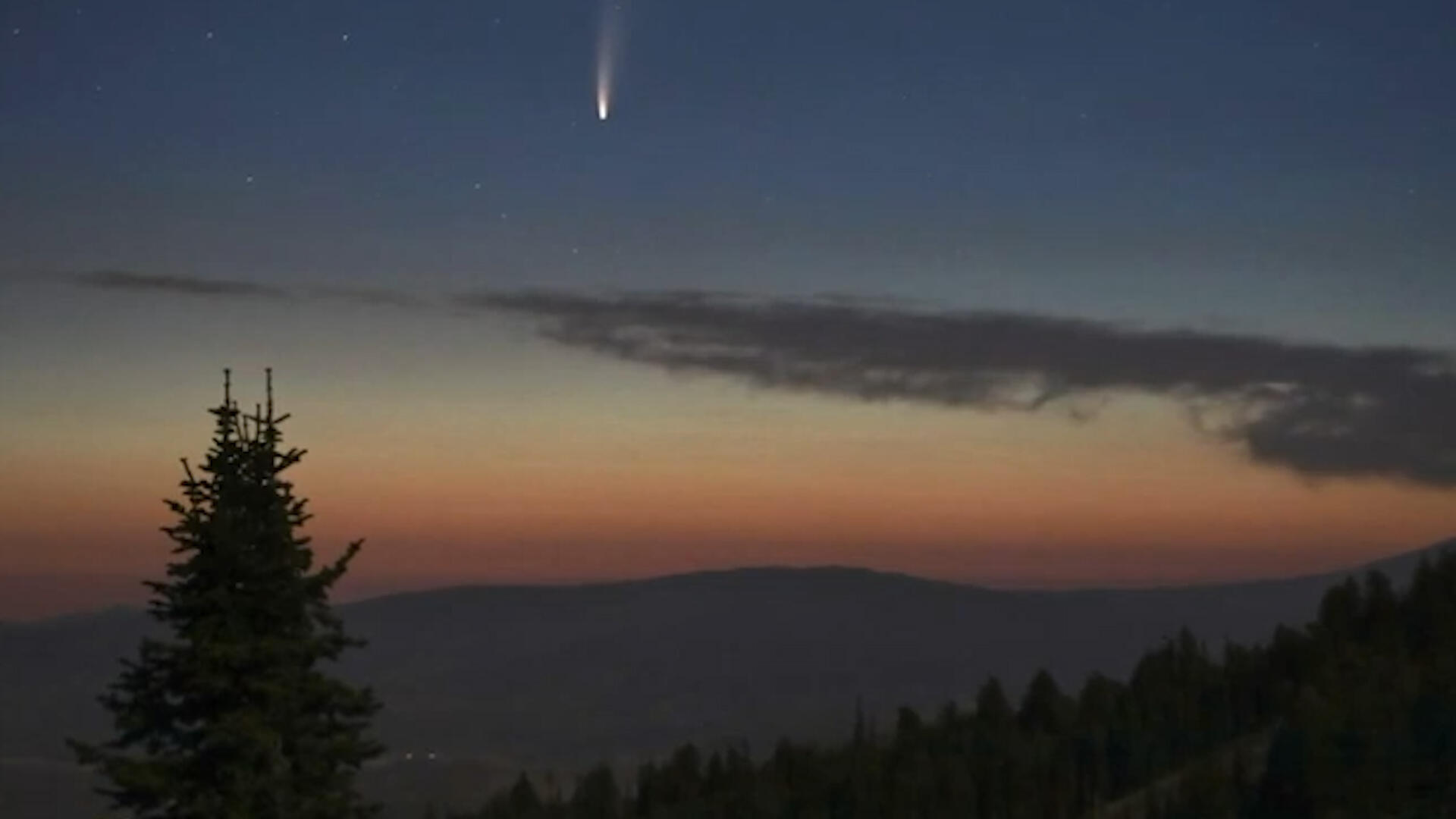 Video: Tips for catching comet Neowise with your camera