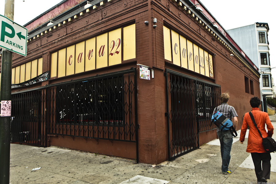 Cava22, the San Francisco tequila lounge where another unreleased iPhone apparently went missing