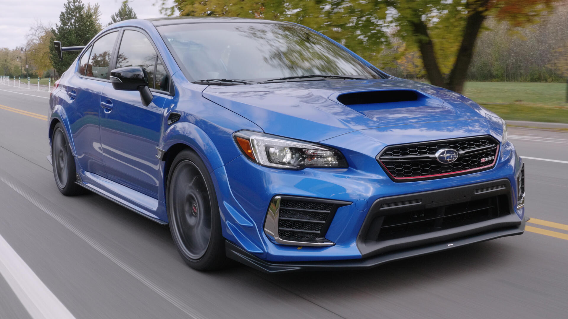 Video: 5 things you need to know about the 2019 Subaru WRX STI S209