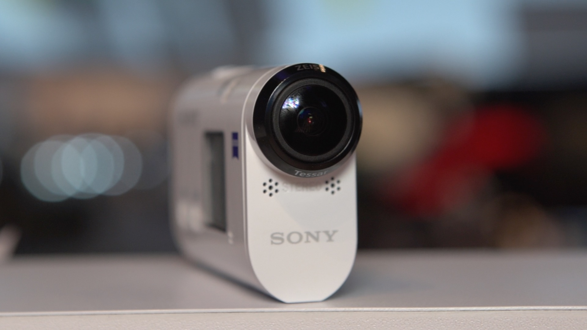 Video: Sony's tiny Action Cam gets 4K