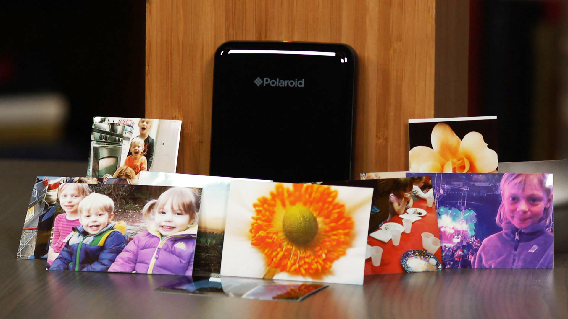 Video: Polaroid's Zip will have you printing out your smartphone photos on the go