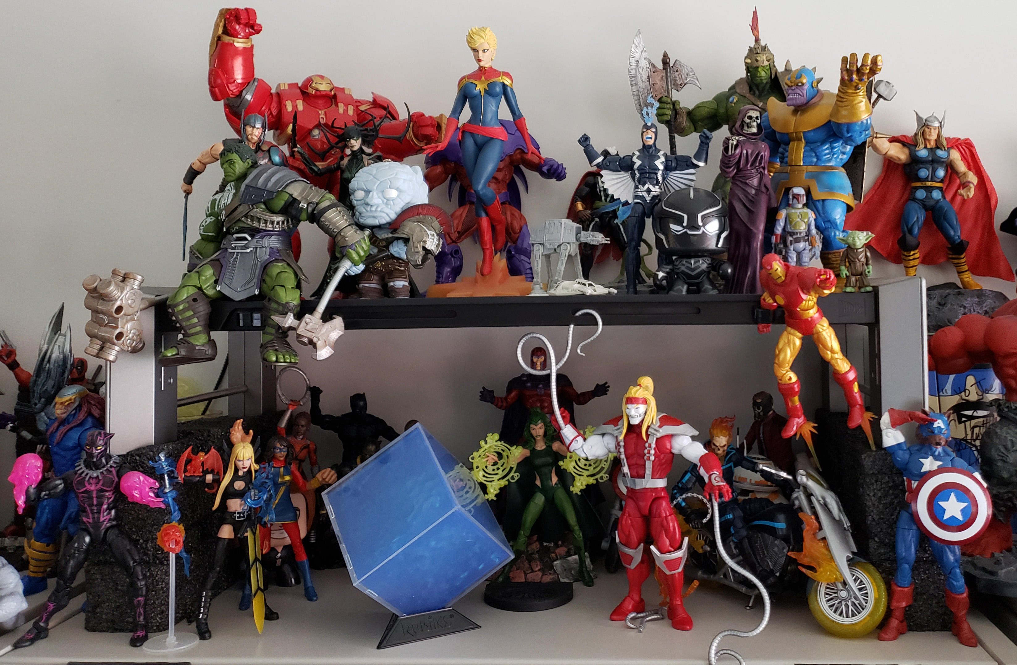 My collection of action figs (2 of 3)