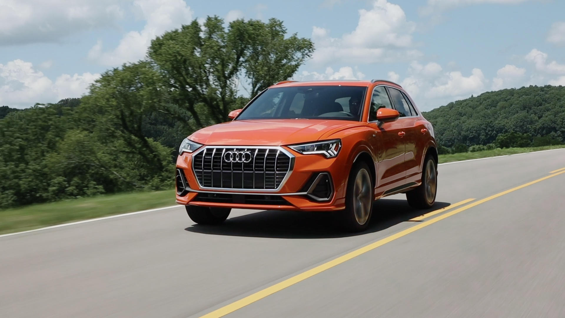 Video: 5 things to know about the 2019 Audi Q3