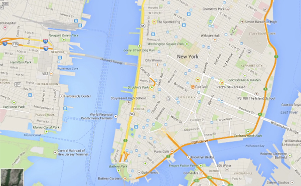 Smart mapping apps: The pros