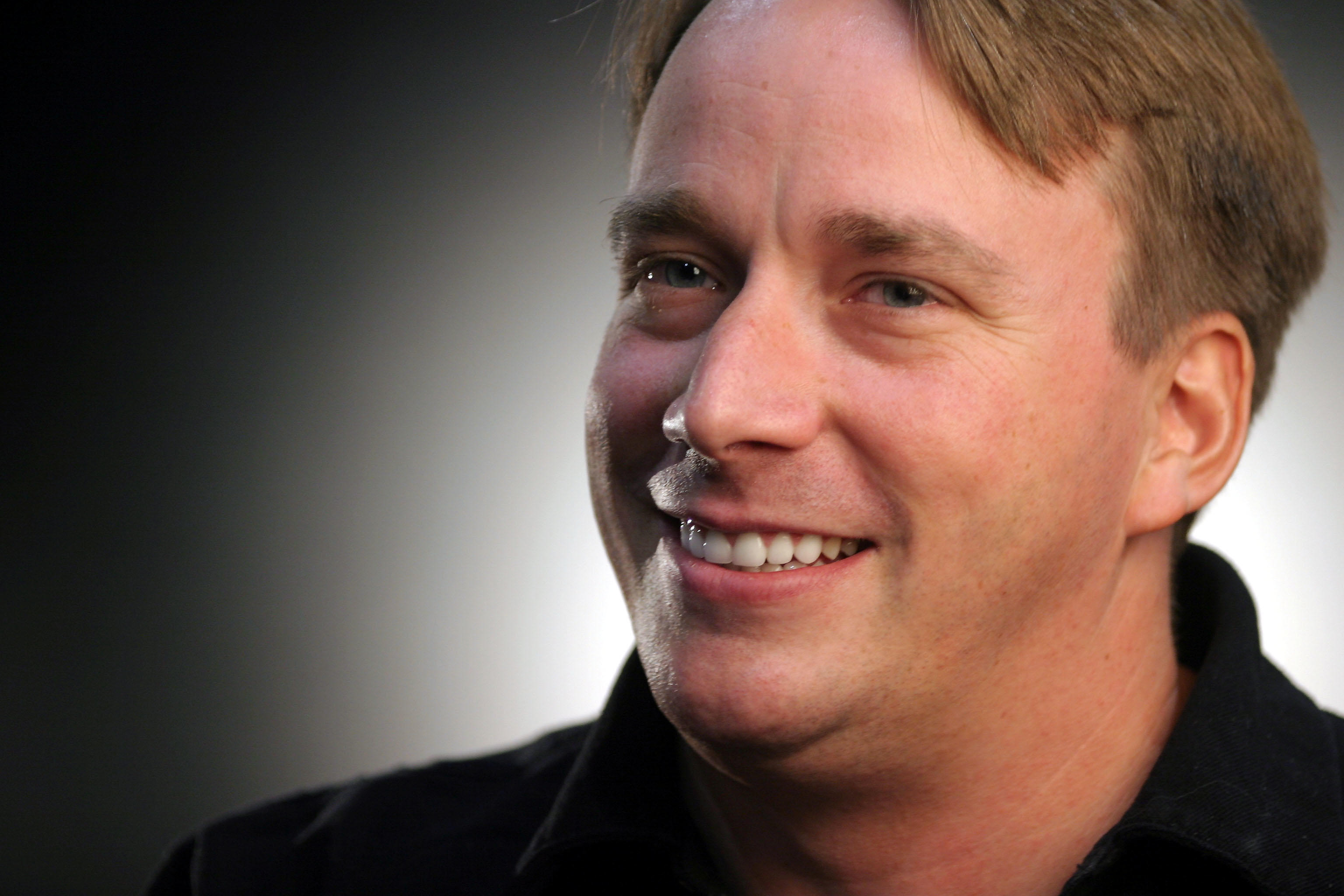 Linux Developer Linus Torvalds