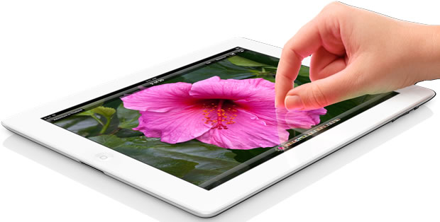 The new iPad geta a big thumbs up from Consumer Reports.