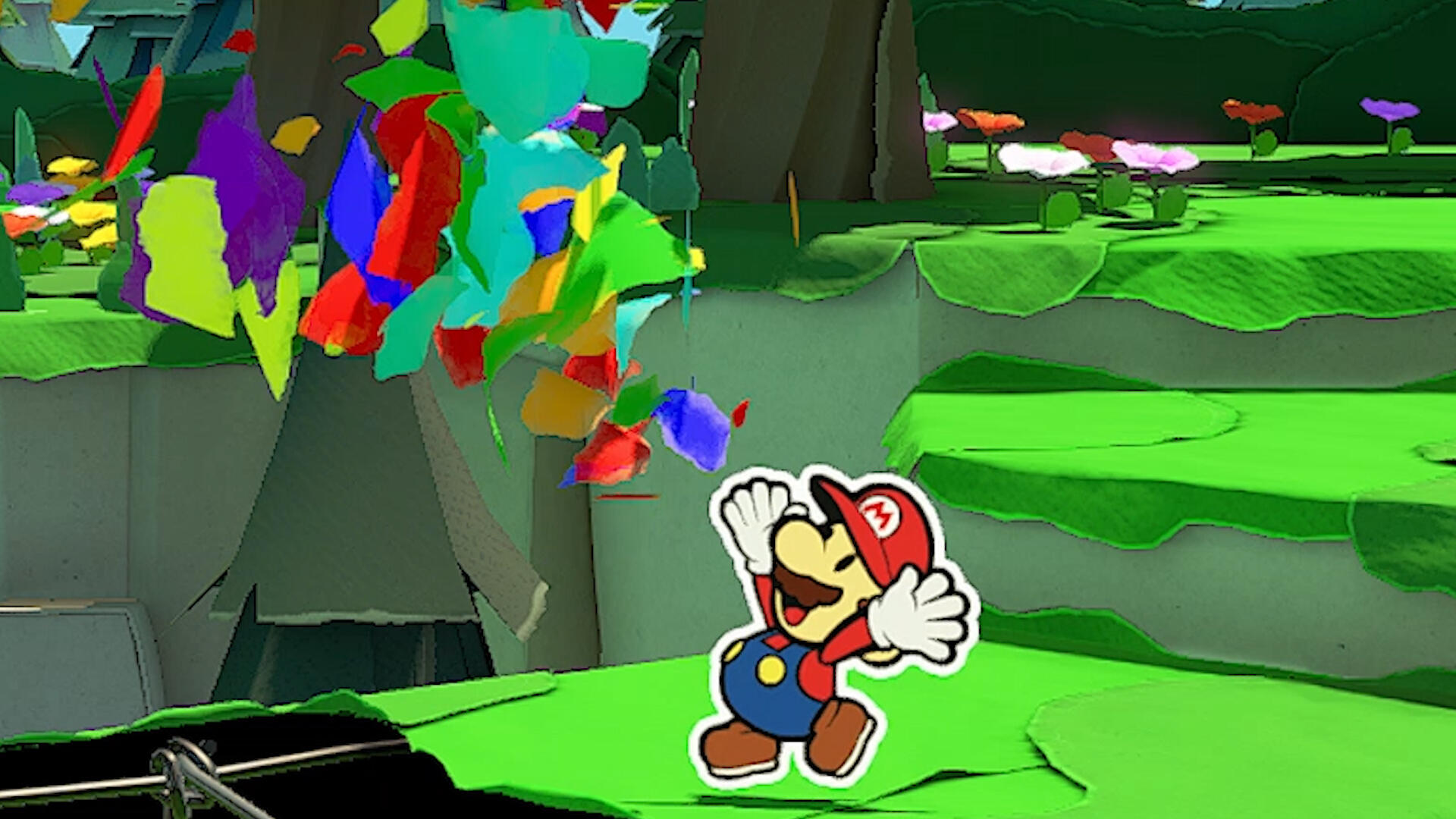 Video: Paper Mario: The Origami King is a no-brainer, go get it