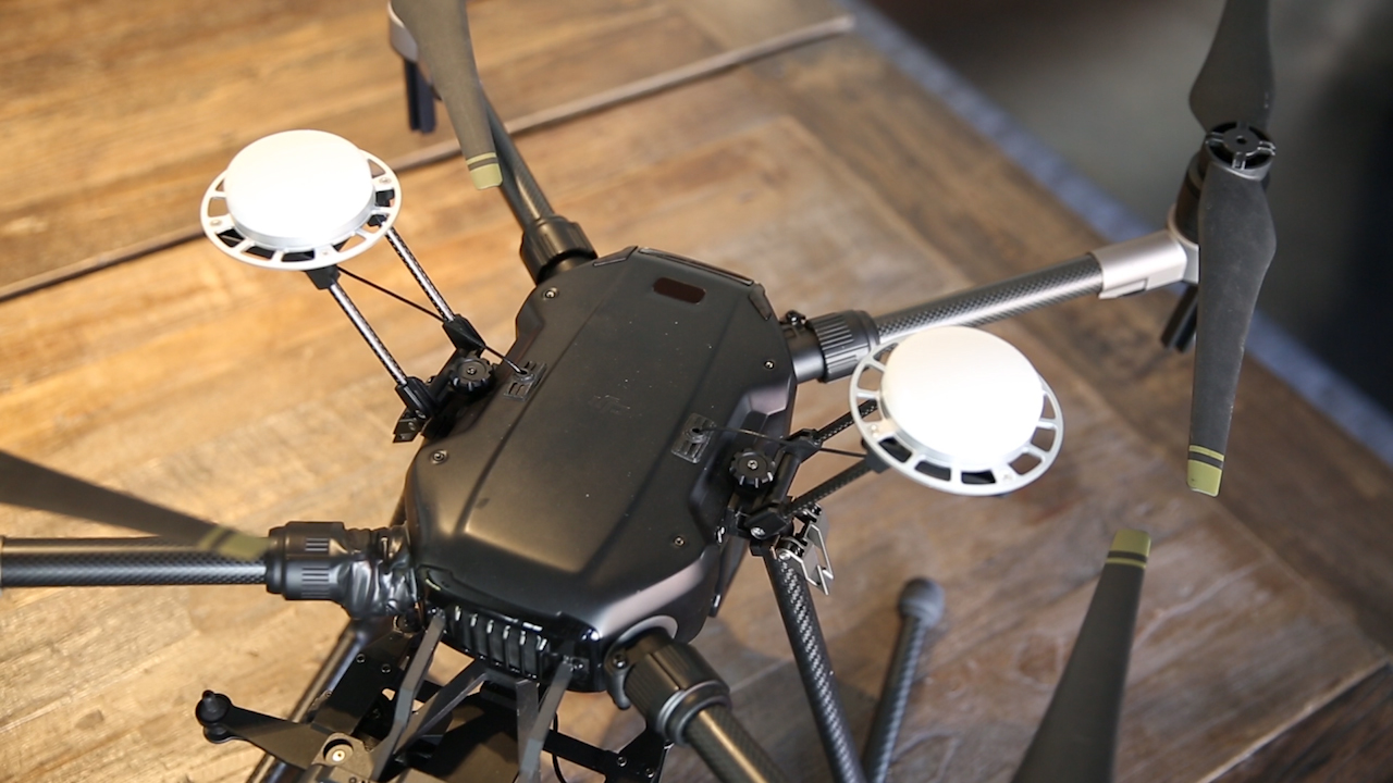 Video: DJI's new drones are ready to tackle tougher jobs