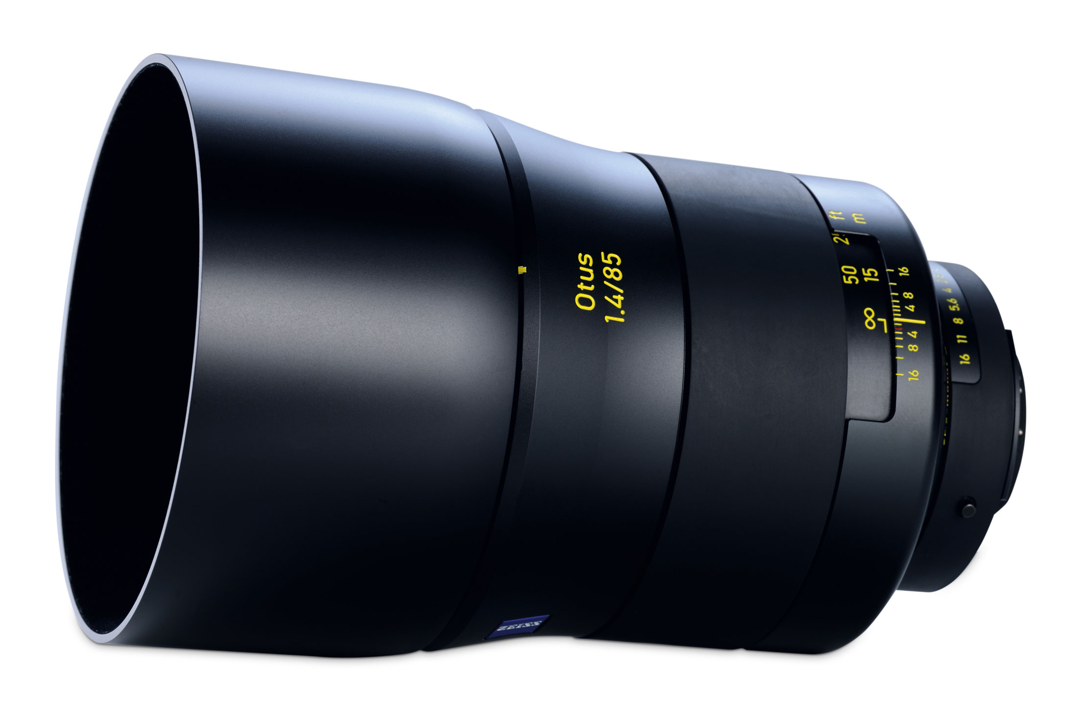 Zeiss promises its Otus 85mm f1.4 lens will be sharp as last year's 55mm model, the first of the premium family.