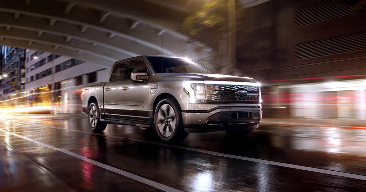 Ford F-150 Lightning brings substance to the overhyped EV truck wars – CNET