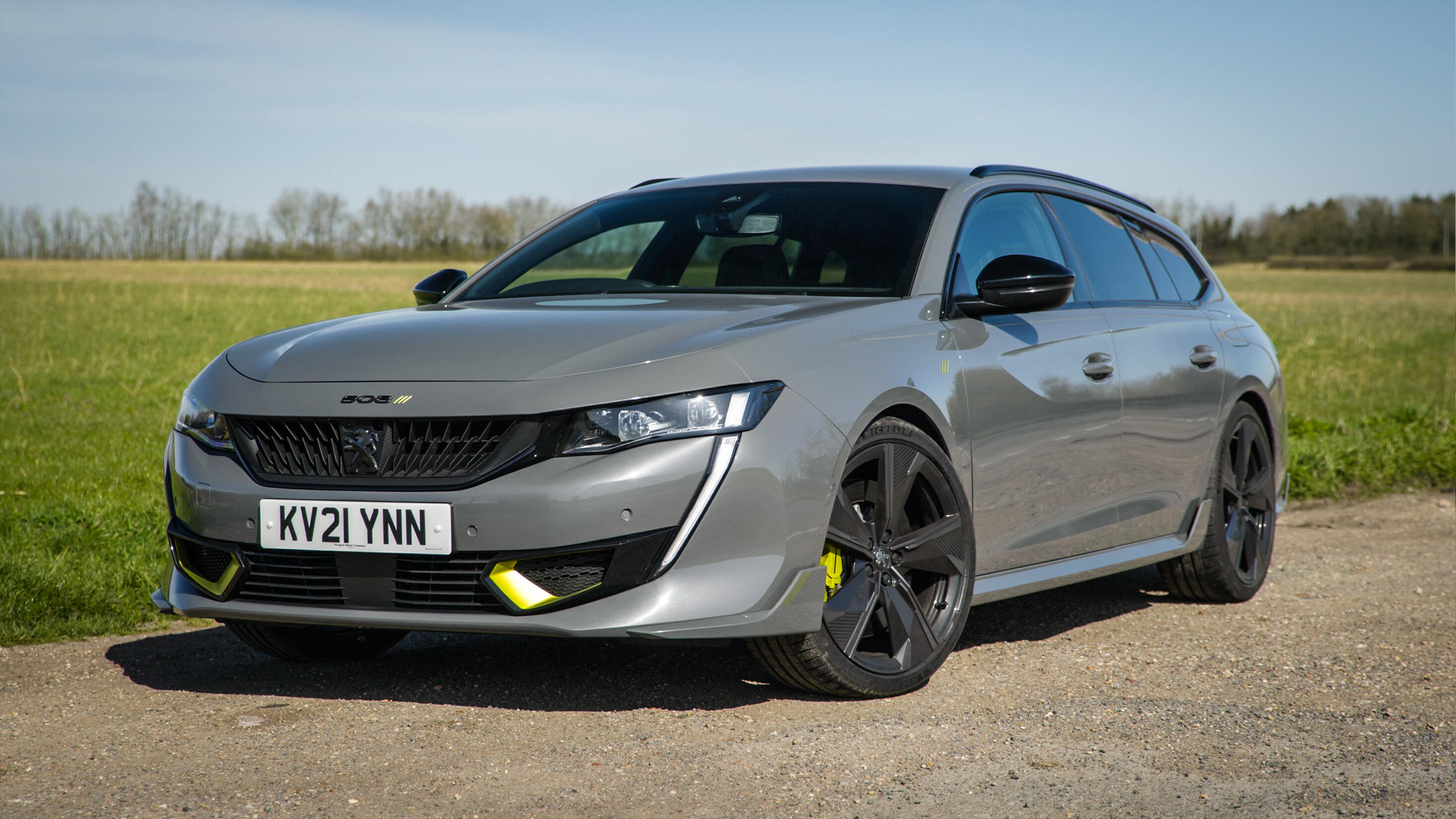 Video: The Peugeot 508 SW PSE is a new contender in the fast station wagon category