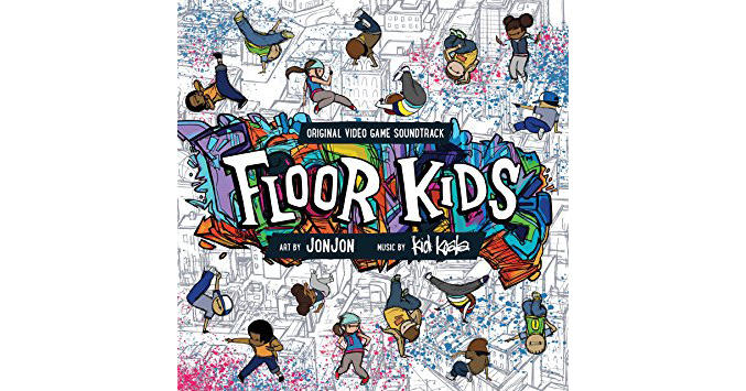 Kid Koala, Floor Kids (soundtrack)
