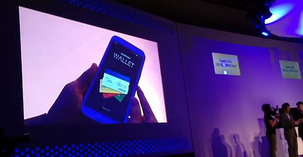 Samsung opens up its Wallet.