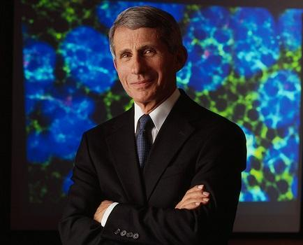 <p>Bill Gates and Rashida Jones interviewed Dr. Anthony Fauci on their new podcast.</p>