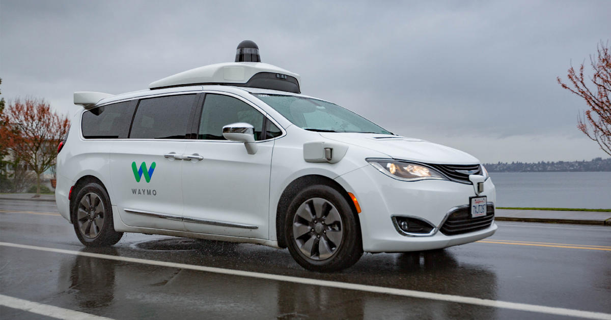 Now you can call a Waymo driverless taxi right from Google Maps