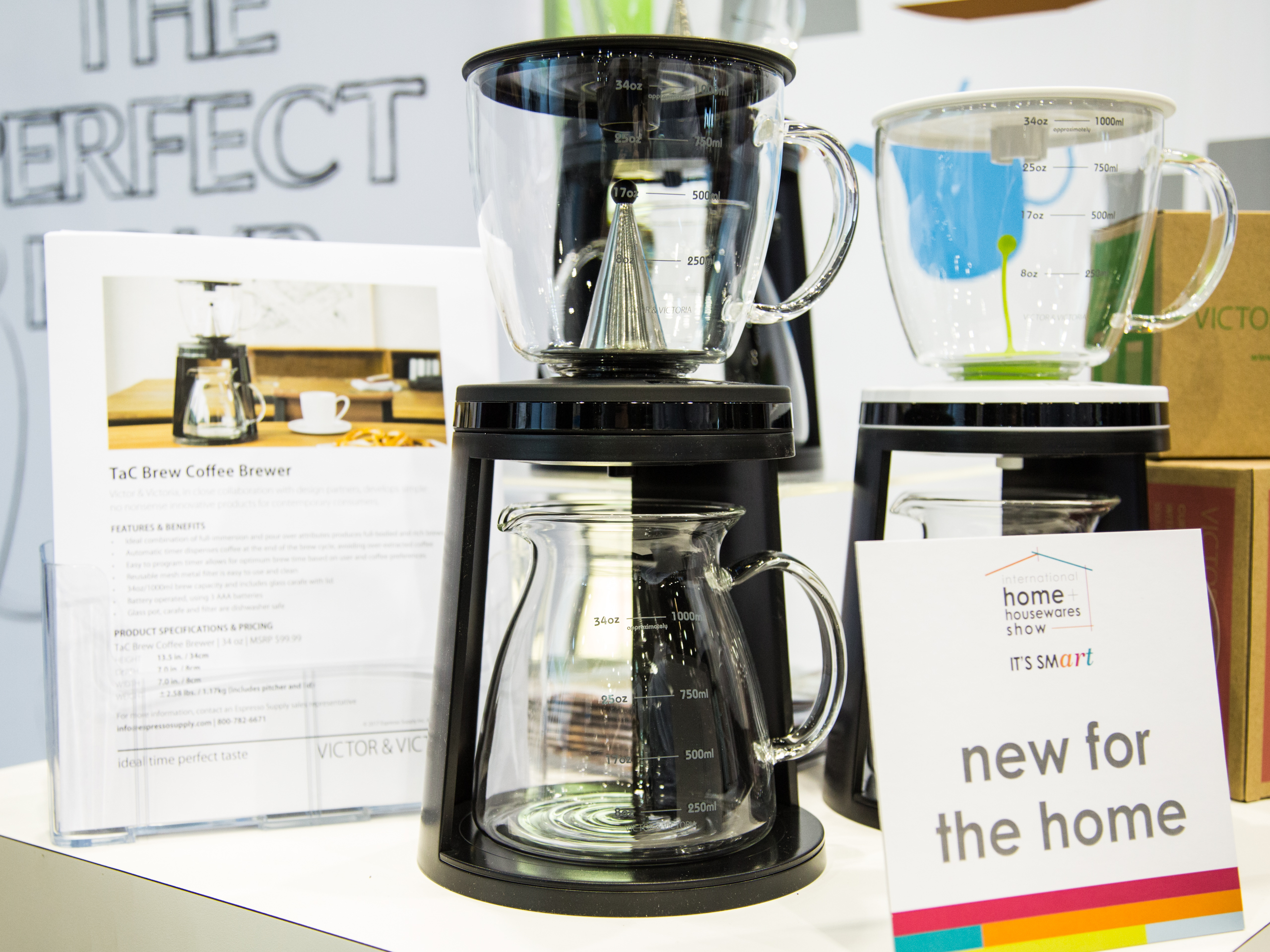 TaC Brew Coffee Brewer