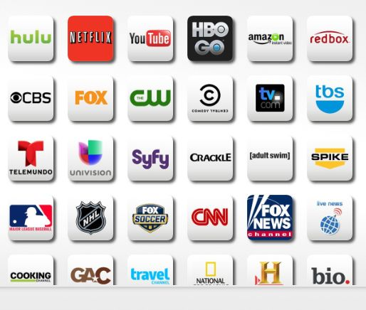 These are just some of the streaming channels you can record for offline/mobile viewing with PlayLater.
