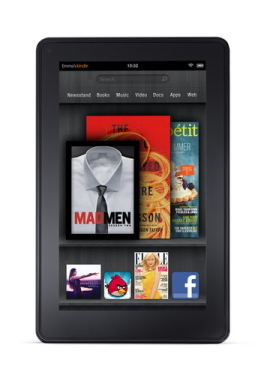 Will the Kindle Fire have a 10.1-inch companion soon?