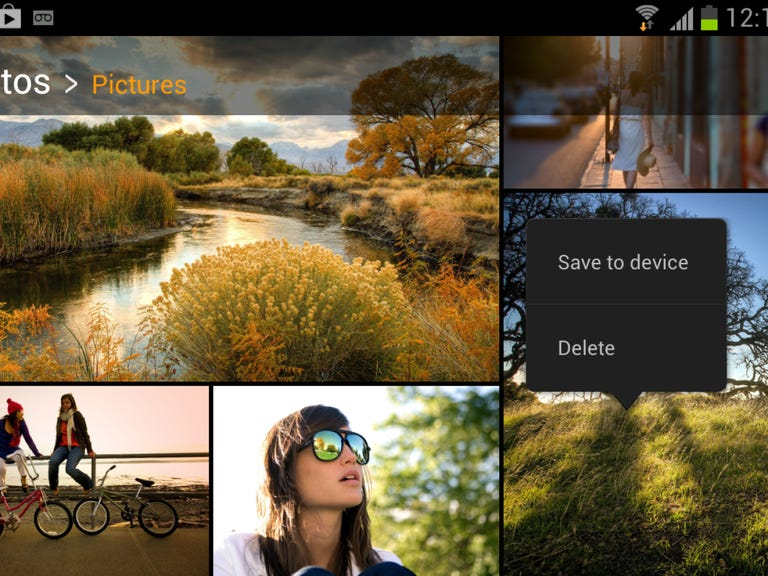 Amazon Cloud Drive Photos (Android)