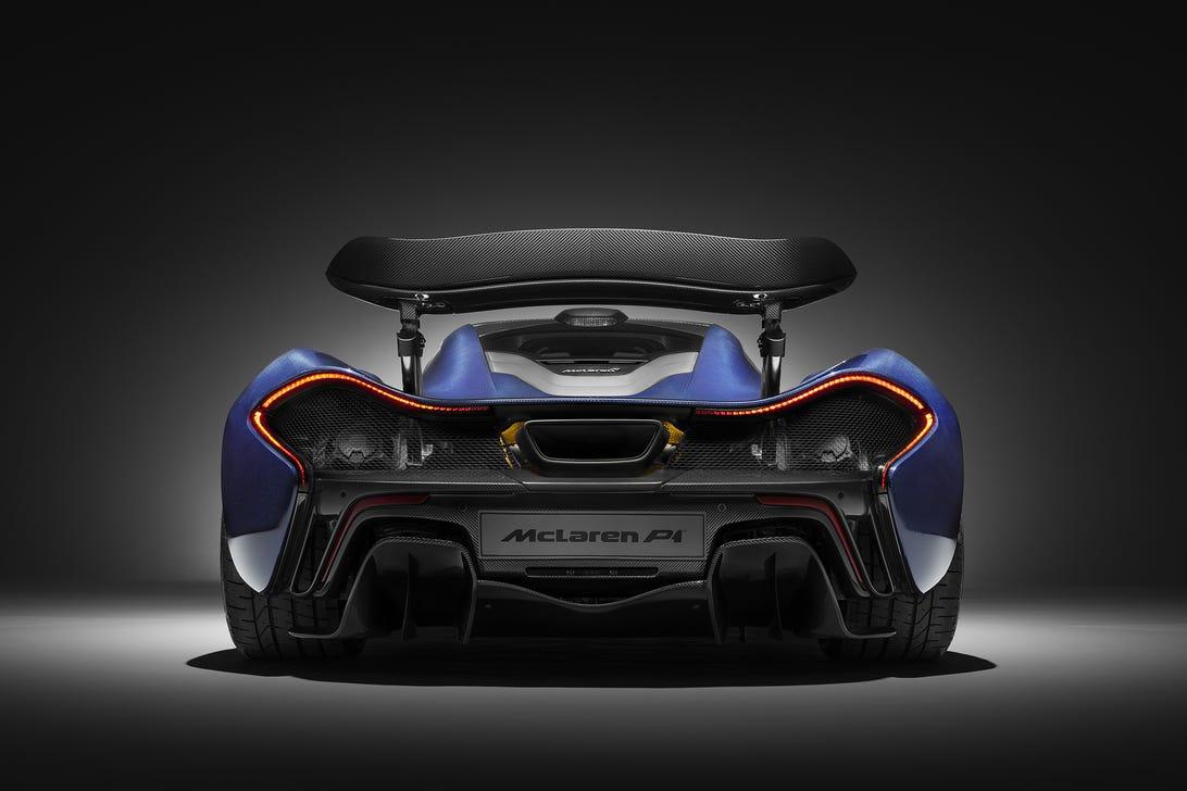 McLaren at the Geneva Motor Show