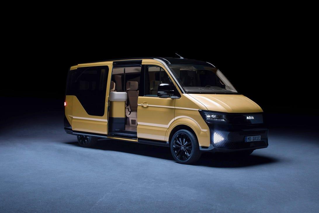 VW Moia Concept