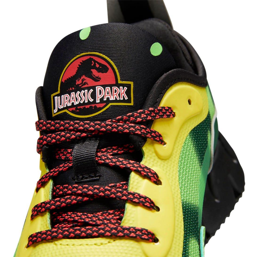 Reebok x Jurassic Park clothing