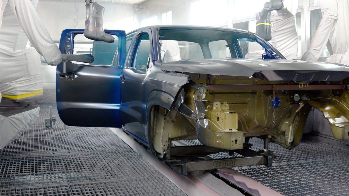 Coming Soon: 2022 Nissan Frontier – Roadshow