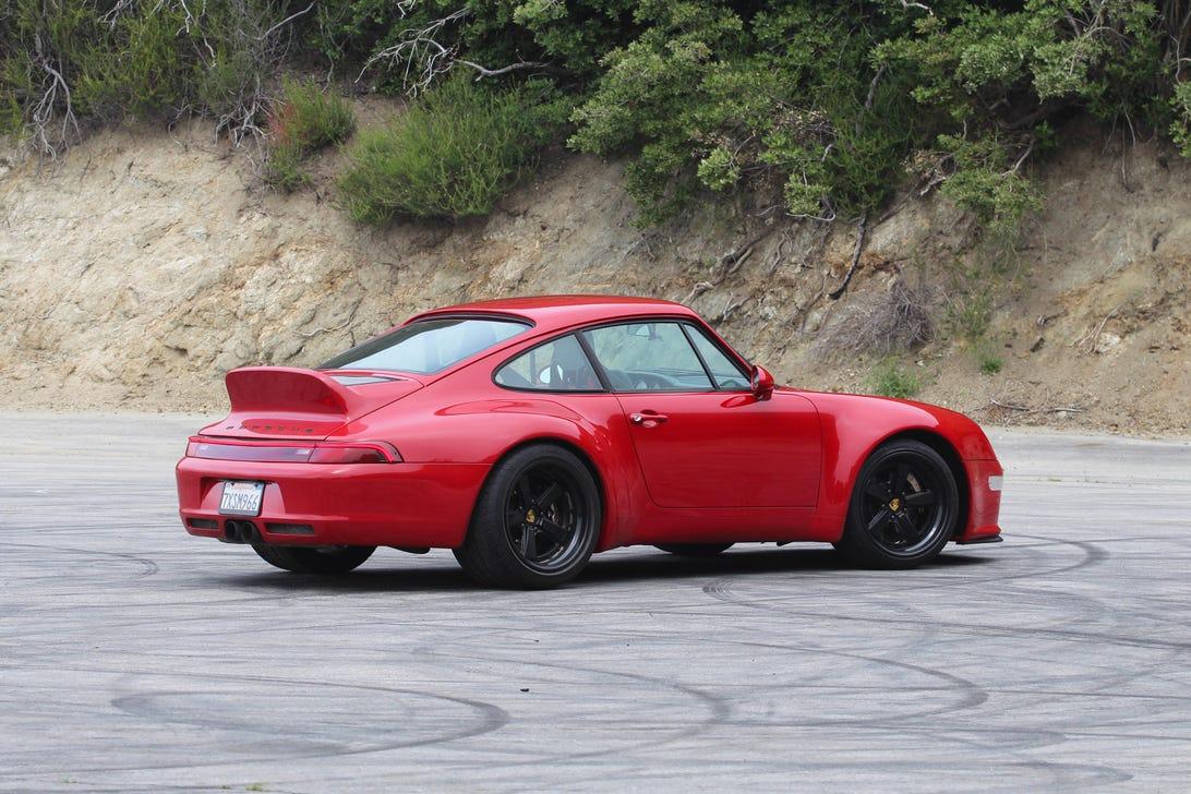 Gunther Werks Porsche 911