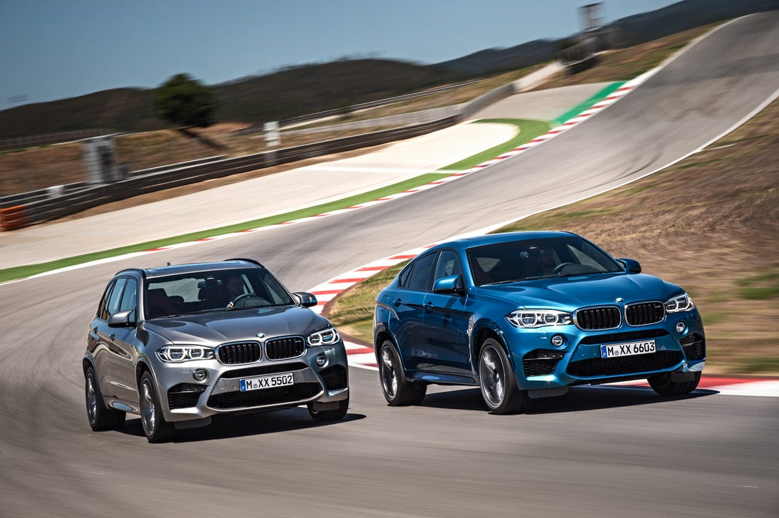 BMW introduces X5 M and X6 M