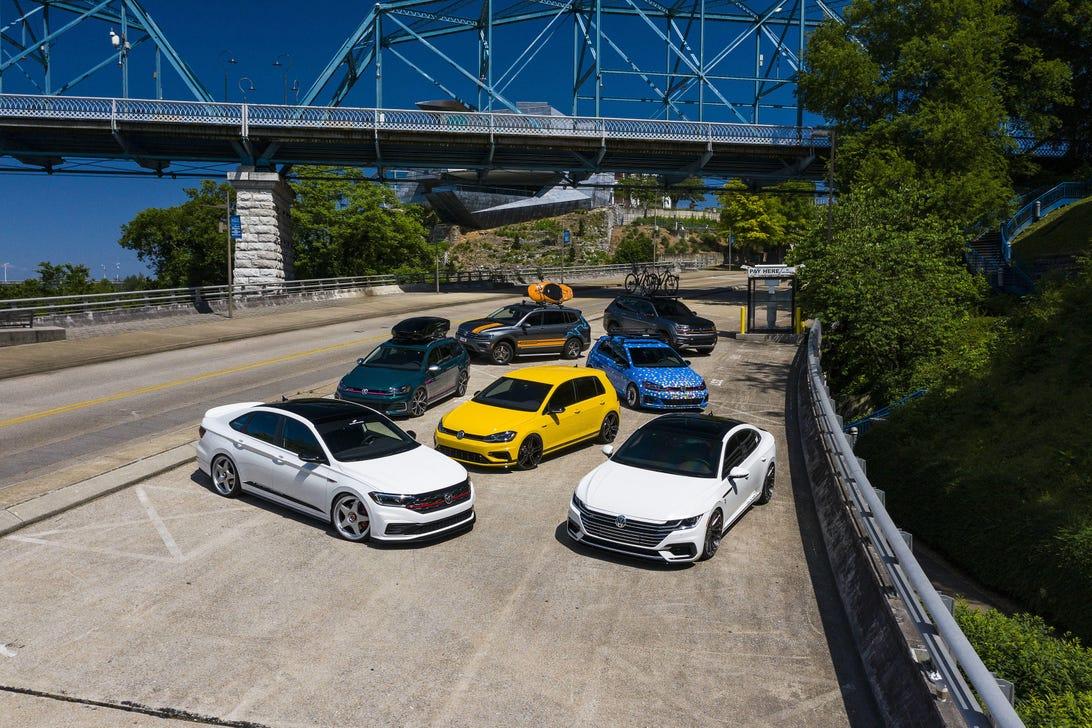 VW 2019 Enthusiast Fleet
