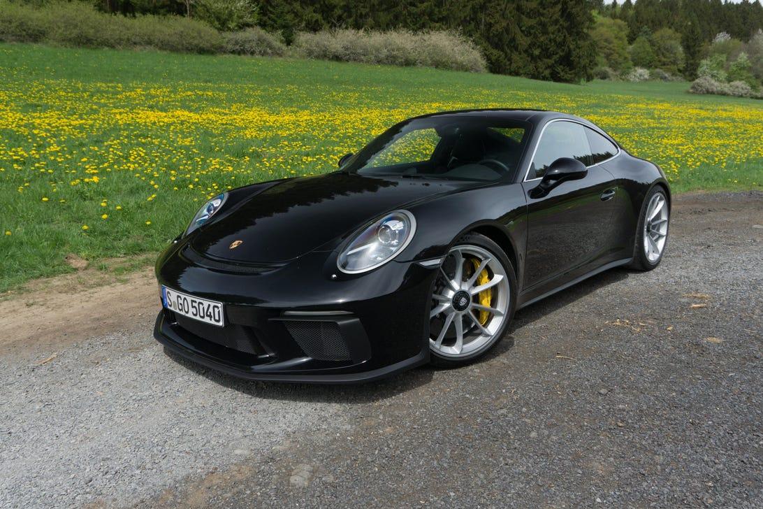 2019 Porsche 911 GT3 Touring