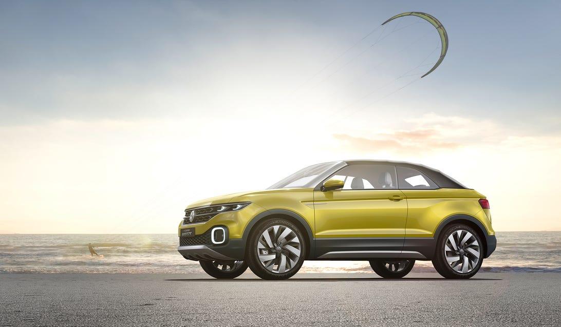 Volkswagen T-Cross Concept