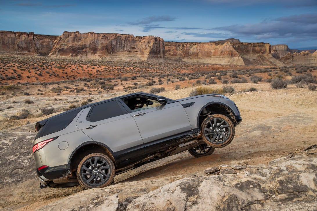 2017 Land Rover Discovery - first drive