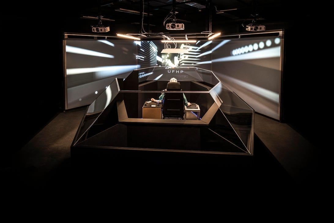 Audi's 25th Hour Project autonomous car lab
