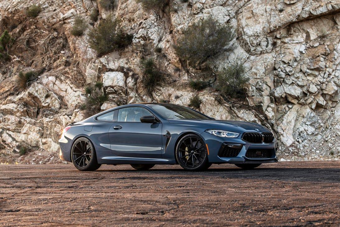 CarBahn BMW M8