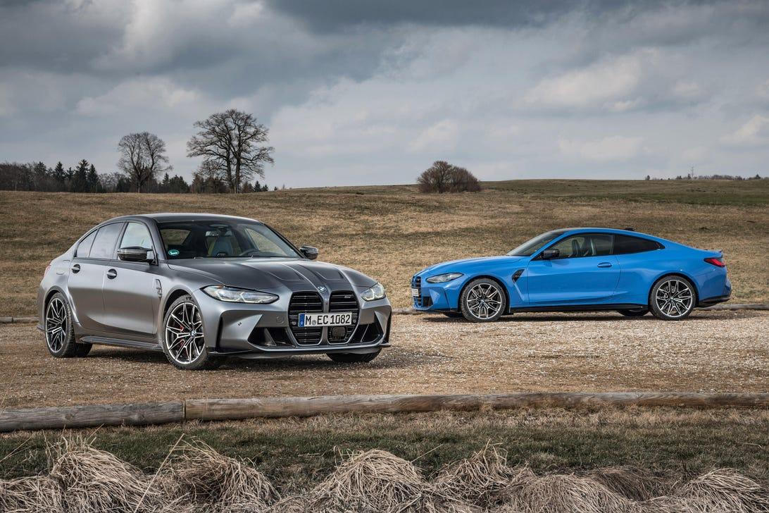 2022 BMW M3/M4 Competition OGI